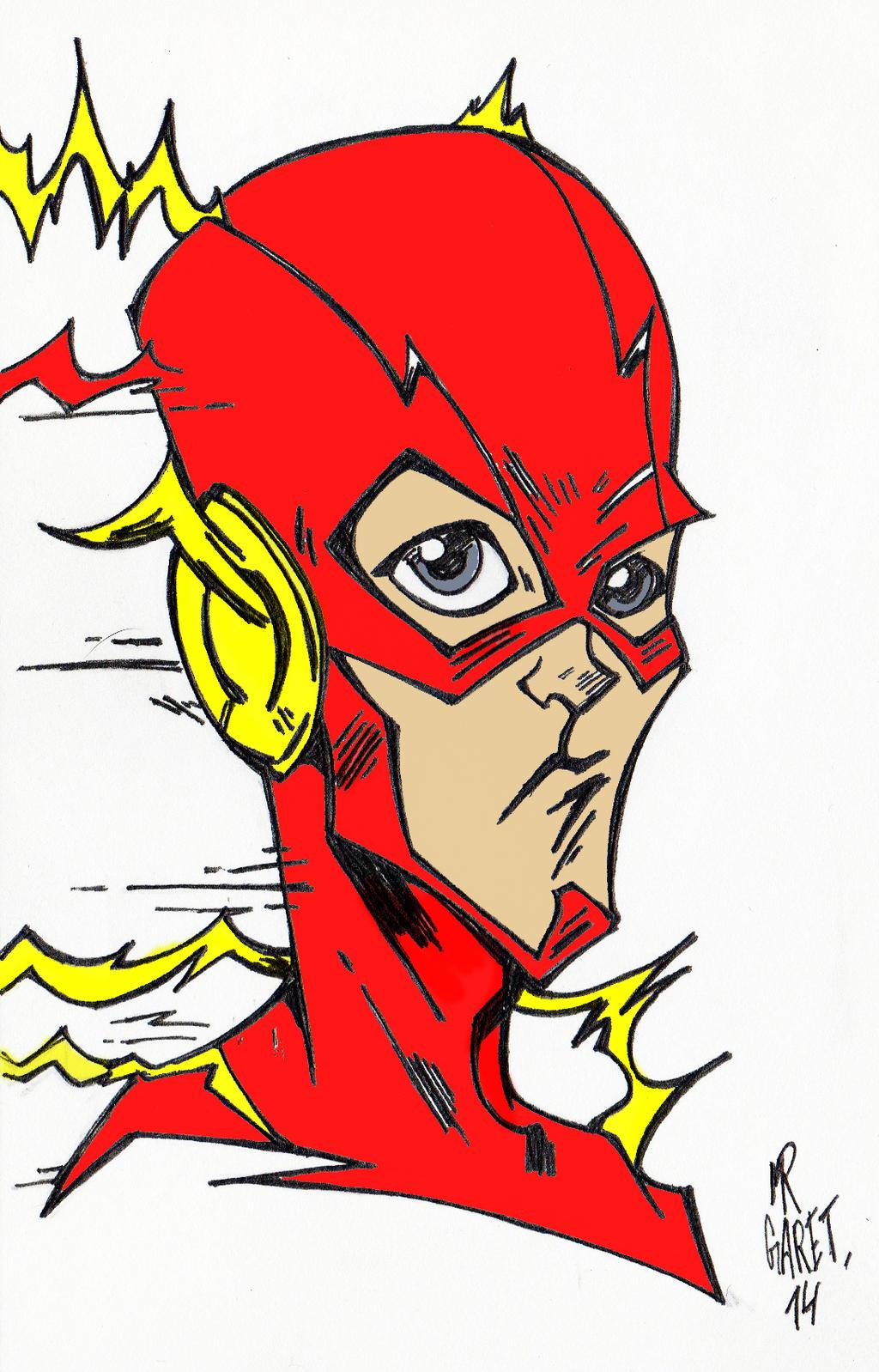 The Flash by jacksony22
