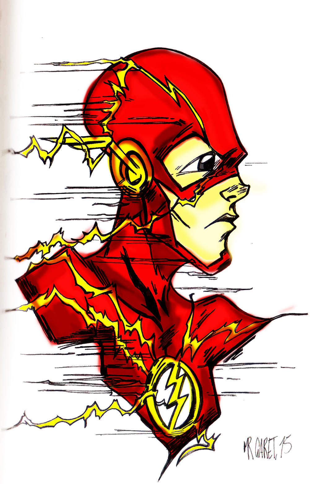 The  Flash by jacksony22