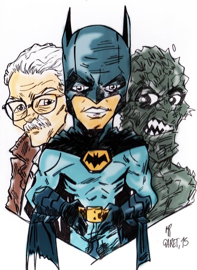 Batman Earth One Volume 2 by jacksony22