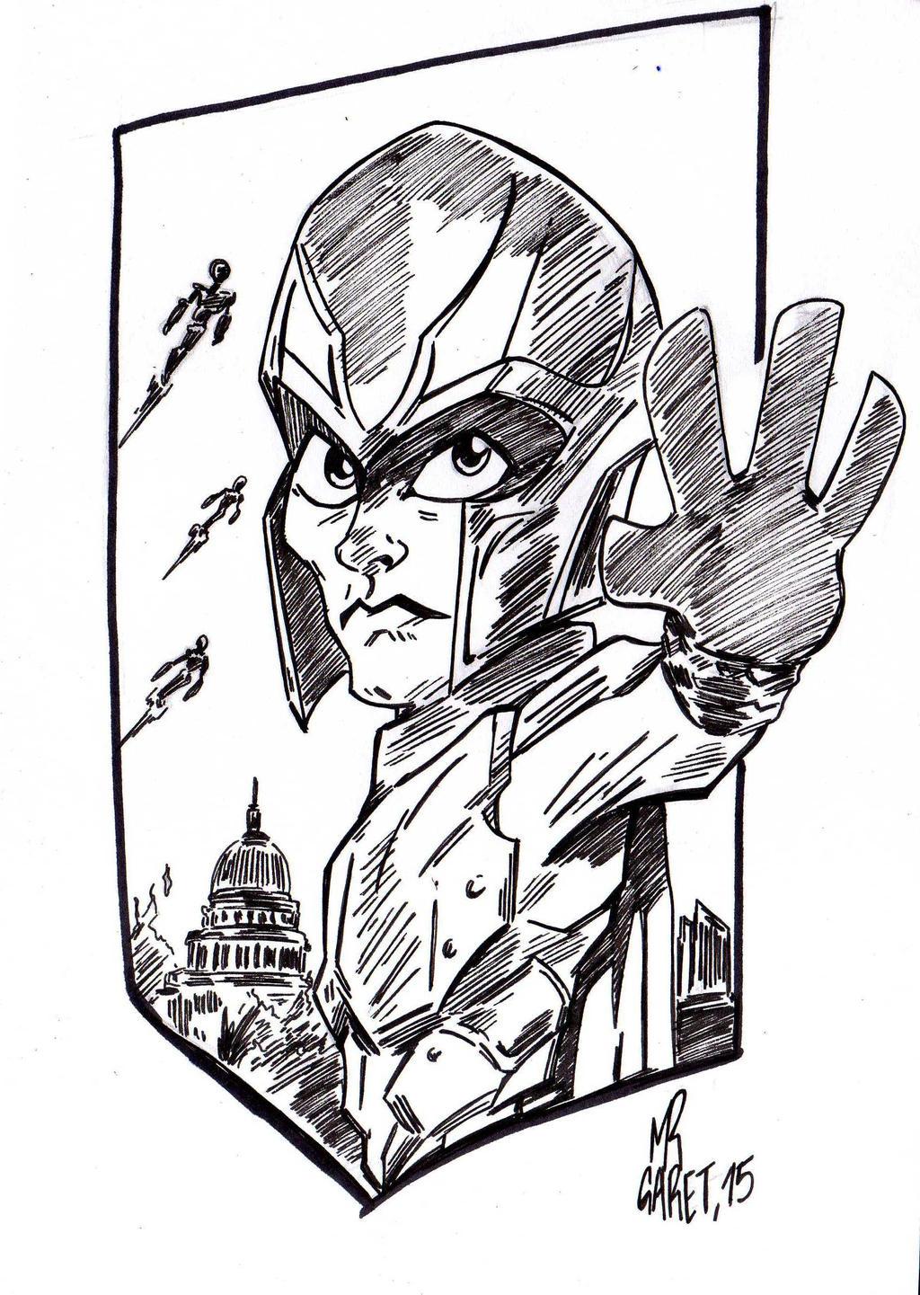 Magneto by jacksony22