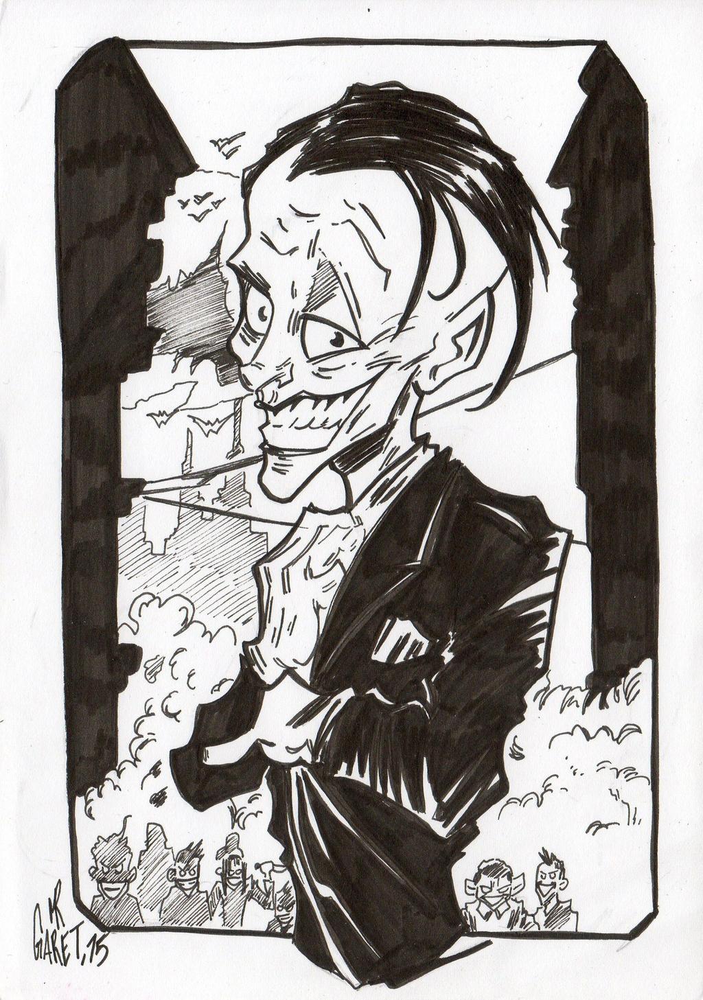 Endgame Joker by jacksony22