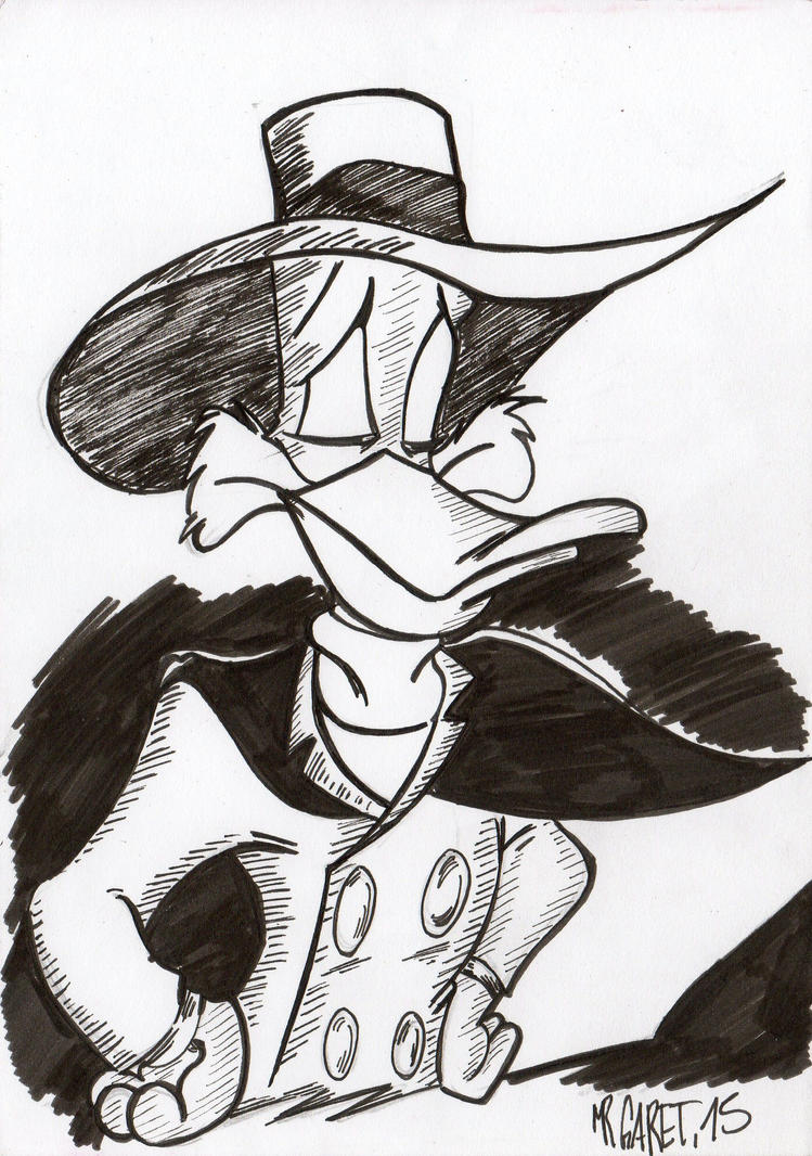 Darkwing Duck by jacksony22