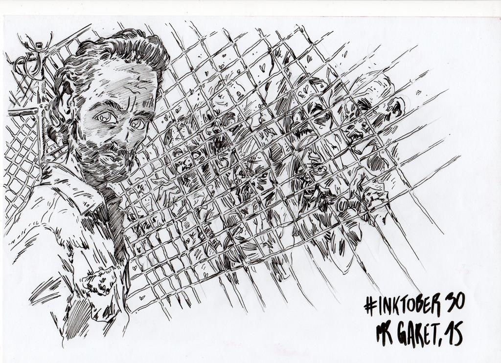 The Walking Dead by jacksony22
