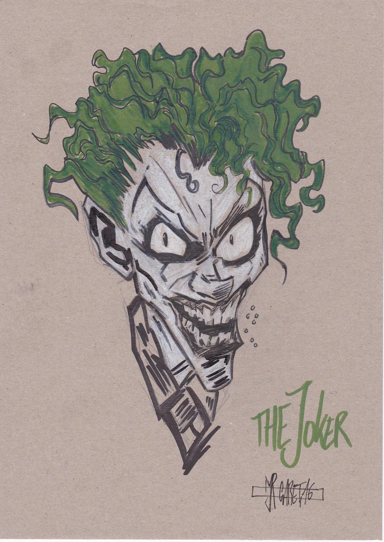 Joker by jacksony22