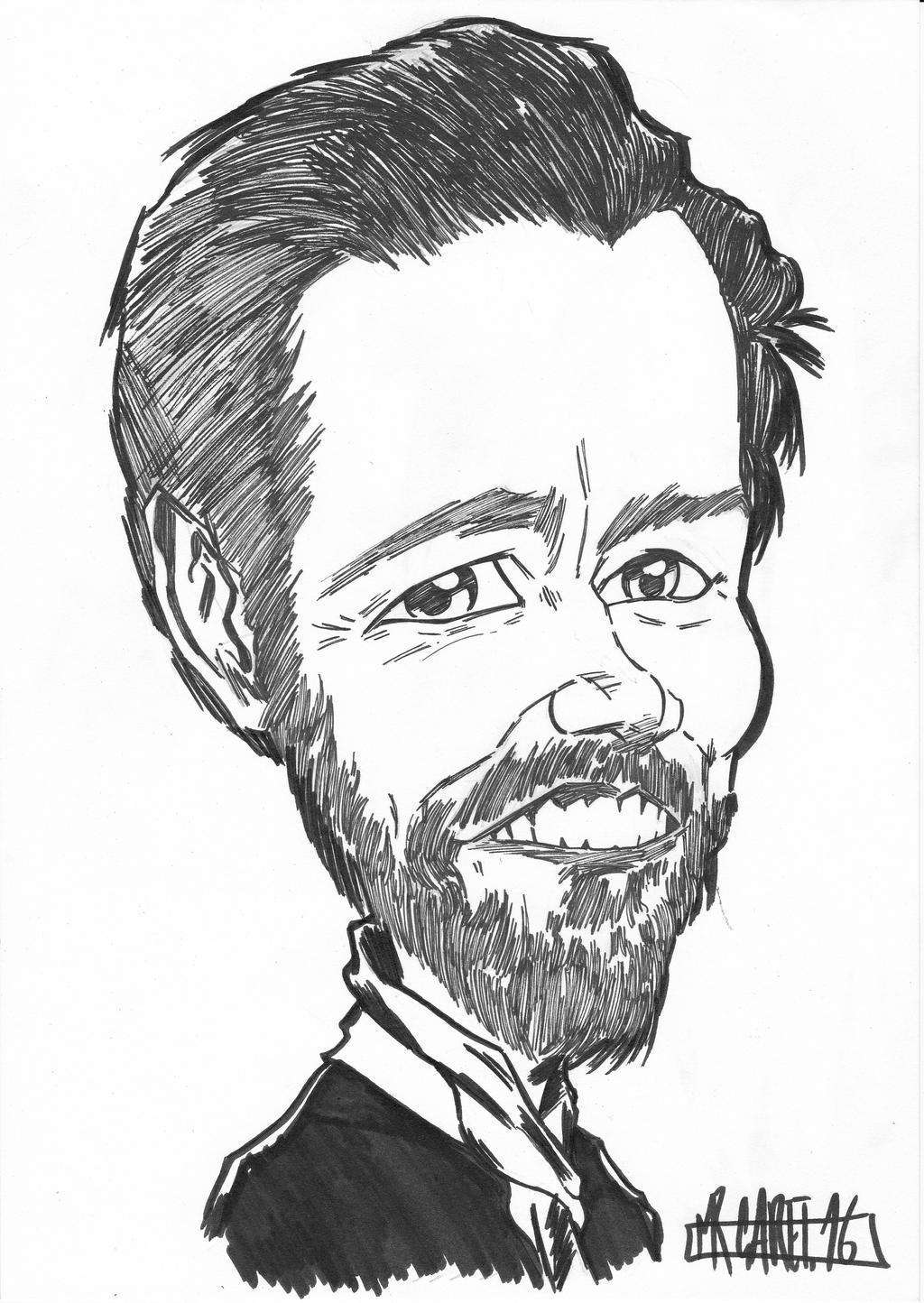Jim Carrey by jacksony22
