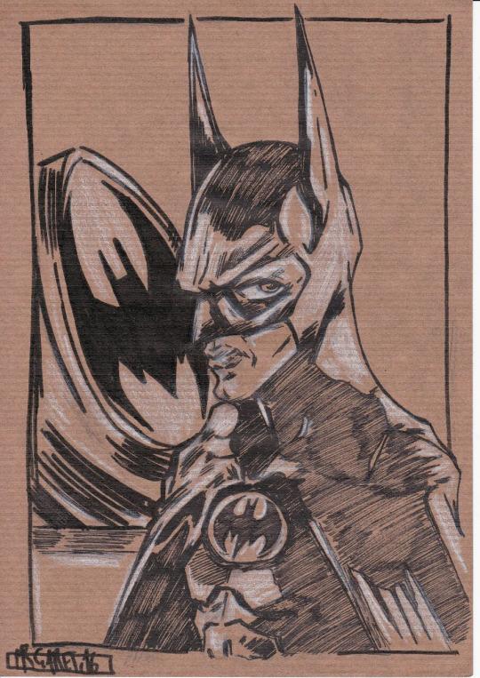 Batman Returns by jacksony22