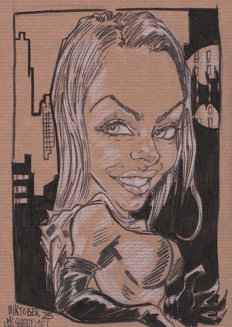 Catwoman Juelz by jacksony22