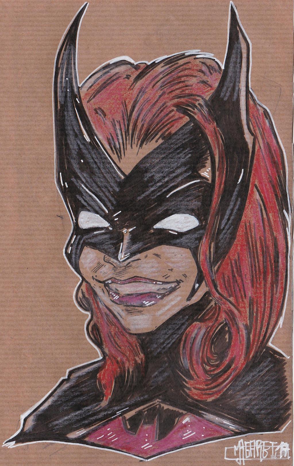 Batwoman by jacksony22