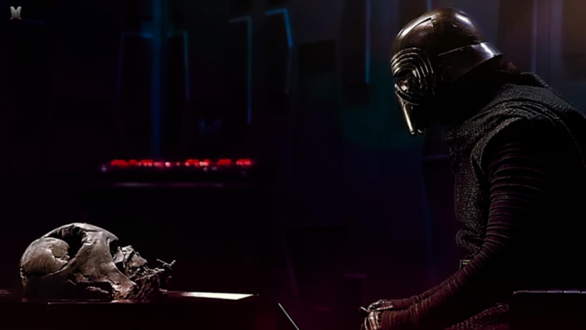 Wallpaper Teach Me The Dark Side Star Wars Ep7 By Tobimoyd On