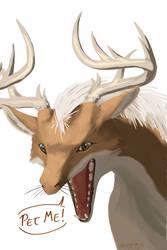 Furred Dragon