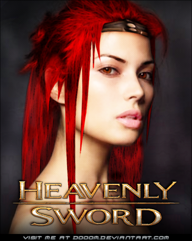 Nariko Heavenly Sword By Dooom On Deviantart