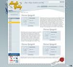 SH website layout