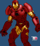 :WIP: IronMan Colouring