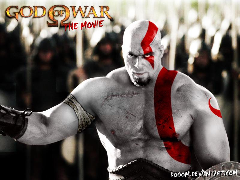 Real Life Kratos By Dooom On Deviantart
