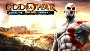 GoW: GoS PSP Wallpaper