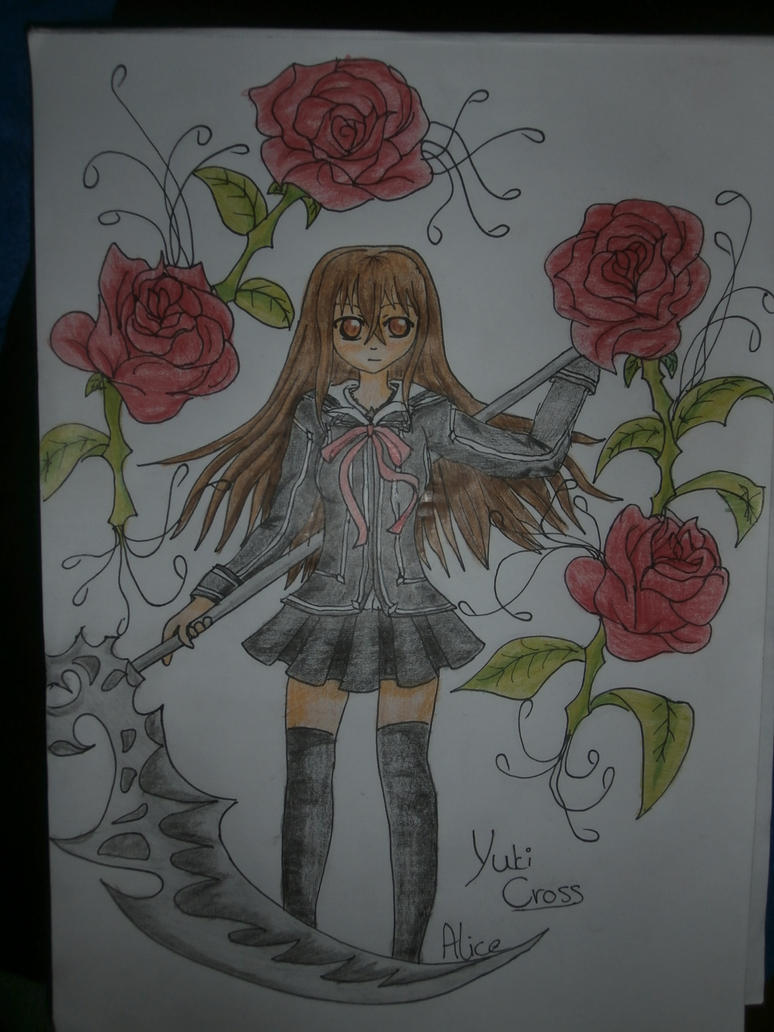 Yuki cross by Evil-Alice8