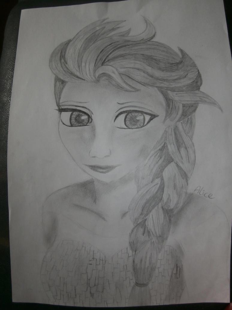 Elsa by Evil-Alice8