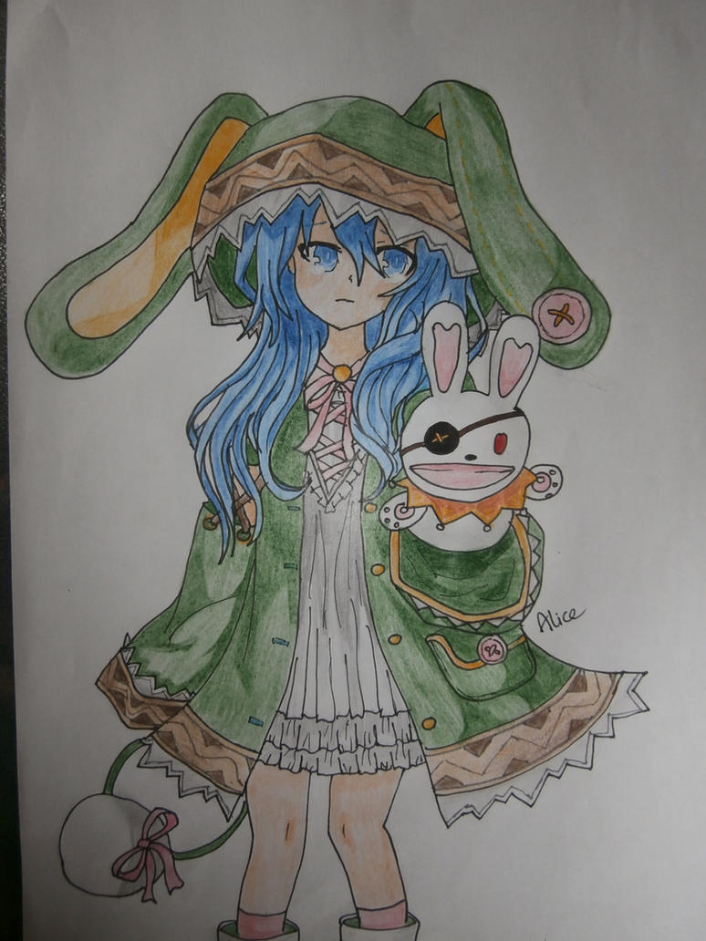 Yoshino by Evil-Alice8