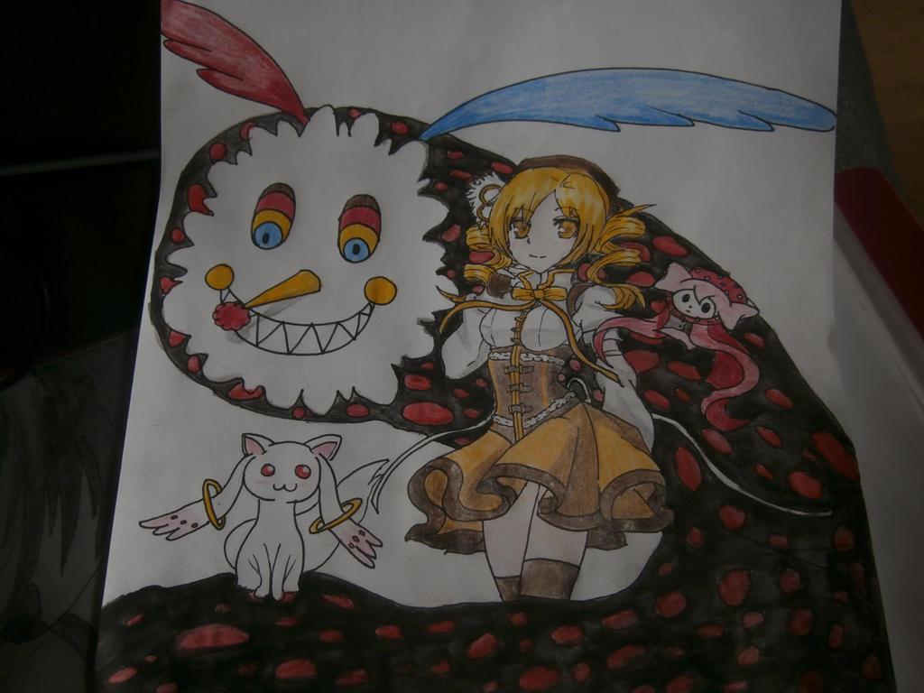 Mami Tomoe by Evil-Alice8