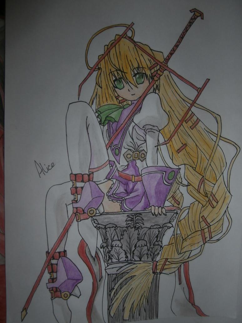Priecia by Evil-Alice8
