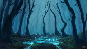 Magical Forest stream
