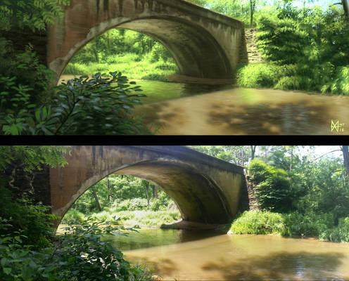Old York Bridge MD