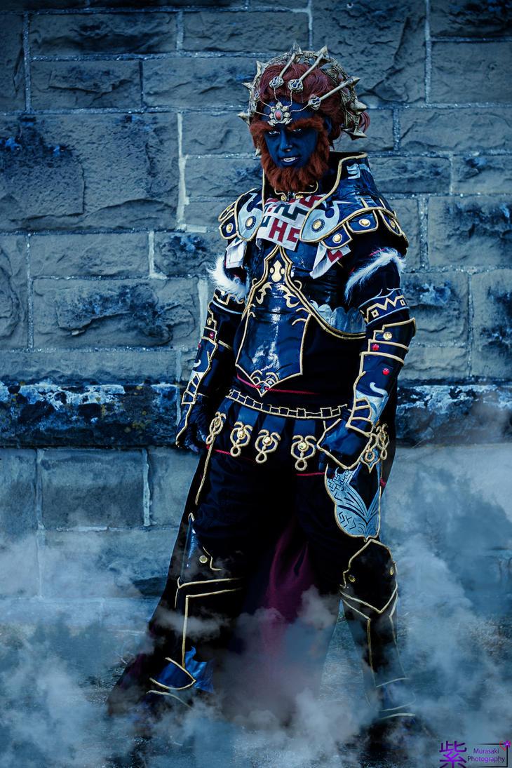 Ganondorf The Dark Lord by DJMurasaki