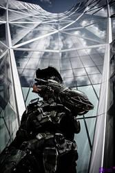 Master Chief - Duty Calls by DJMurasaki
