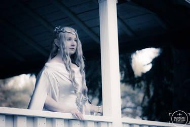 The Lady Galadriel by DJMurasaki