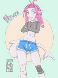 Nywen 2020 [Fanart] by MbTheGray