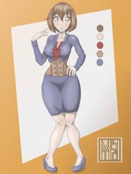 Dressing Up! #01 by MbTheGray