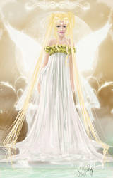 the queen by NiSaki