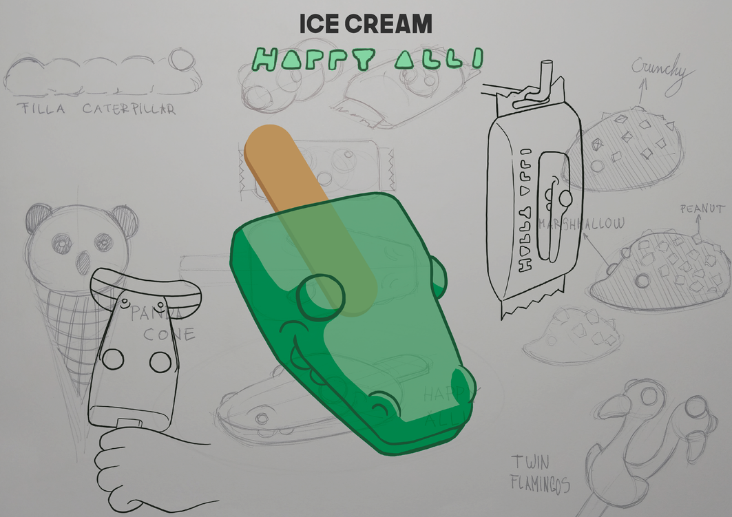 Steven universe Ice cream by kadomaru
