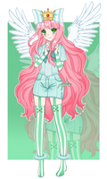 (AT) Meloarte90 Fullbody by pastelaine-art