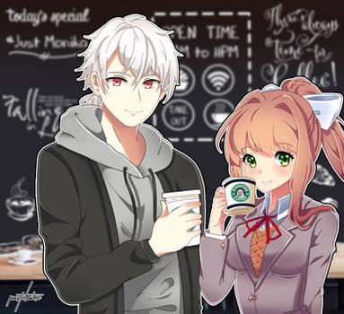 (Kofi) Coffee with Zen and Monika