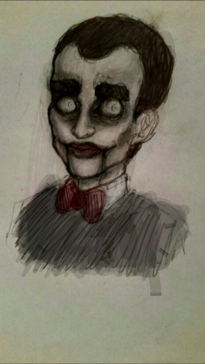 Goosebumps  Slappy The Dummy  Colored Ver   By Xenosthetic