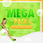 ++Mega Pack |+200 Watchers.