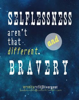 Selflesness