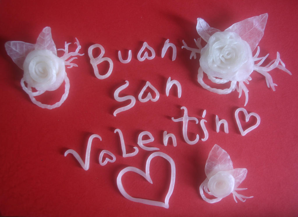 Buon san valentino by imthend on deviantart - Decorazioni san valentino ...