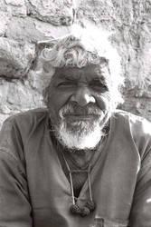 old man by sandeepsinghyadav