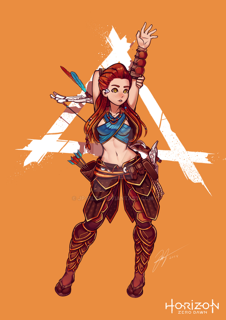 Aloy by Jp-files