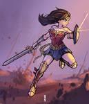 Wonder Woman (commission)