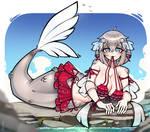 Isla / Mermaid girl (Commission)