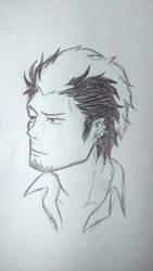 Suguro Ryuji by Flean3