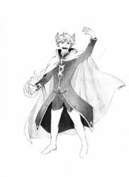 Oikawa Tooru [HQ Quest] by Flean3