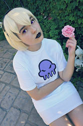 Rose Lalonde by DascocoCosplay
