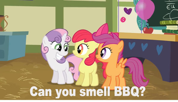 Can You Smell BBQ? CMC by Mozlin