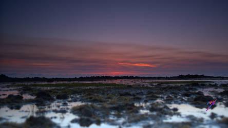 Australian sunrise #1 5th December 2013