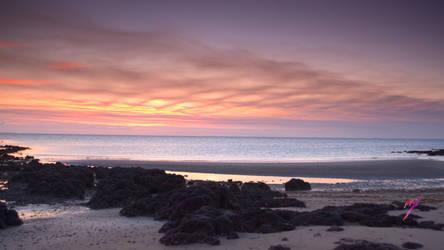 Australian sunrise #5 5th December 2013