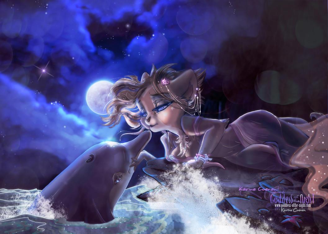 .: Kiss from a Mermaid by Sahtori-Kamaya